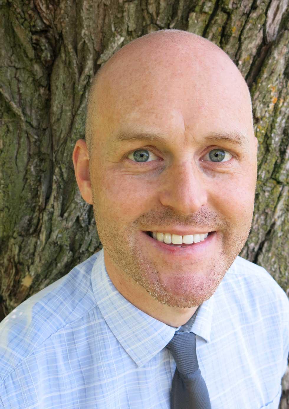 Portrait of Peter Zimmermans